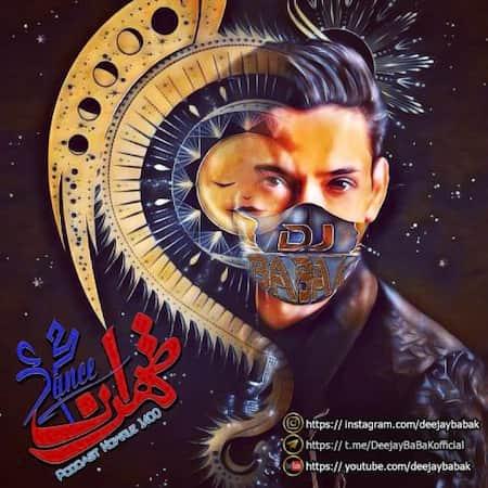آهنگ دیجی بابک پادکست طهران دنس نوروز ۱۴۰۰