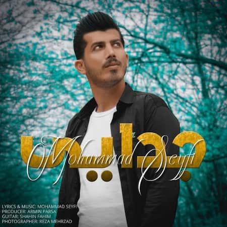 آهنگ محمد سیفی جدایی