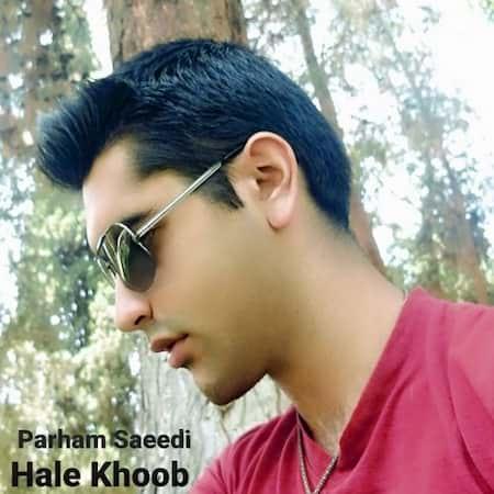 آهنگ پرهام سعیدی حال خوب